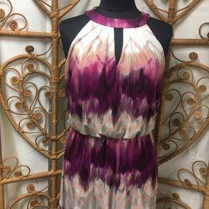 Long Halter Dress